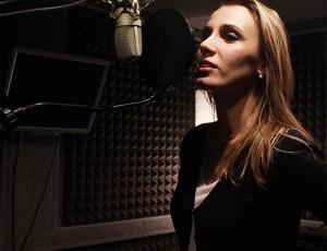 La cantautora lituana Ingrid Da graba en Casa Sonora su primer single