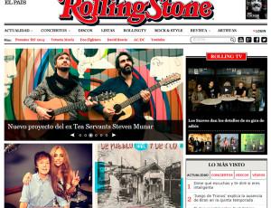 Laurel Street en la portada de Rolling Stone España
