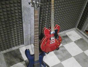 El excelente bajo Warwick Rock Bass Standard en Casa Sonora