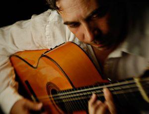 El destacado guitarrista Nono García forma parte de Casa Sonora