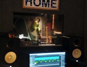 La cantante Kaya preparando su primer single de R&B con el productor Pablo Sciuto