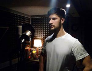 El cantautor alemán Marvin G producido por Pablo Sciuto